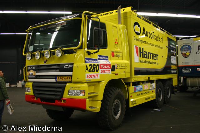auto track nl: