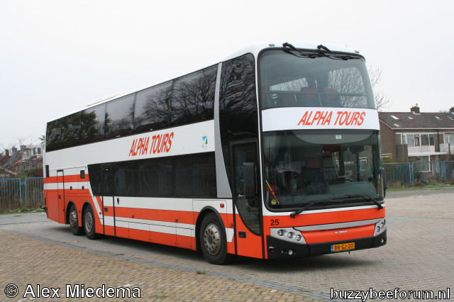 Alpha tours bussen