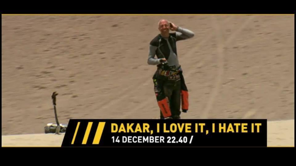 Dakar, I love it, I hate it Dakar, I love it, I hate it Dakar, I love it, I hate it Dakar, I love it, I hate it