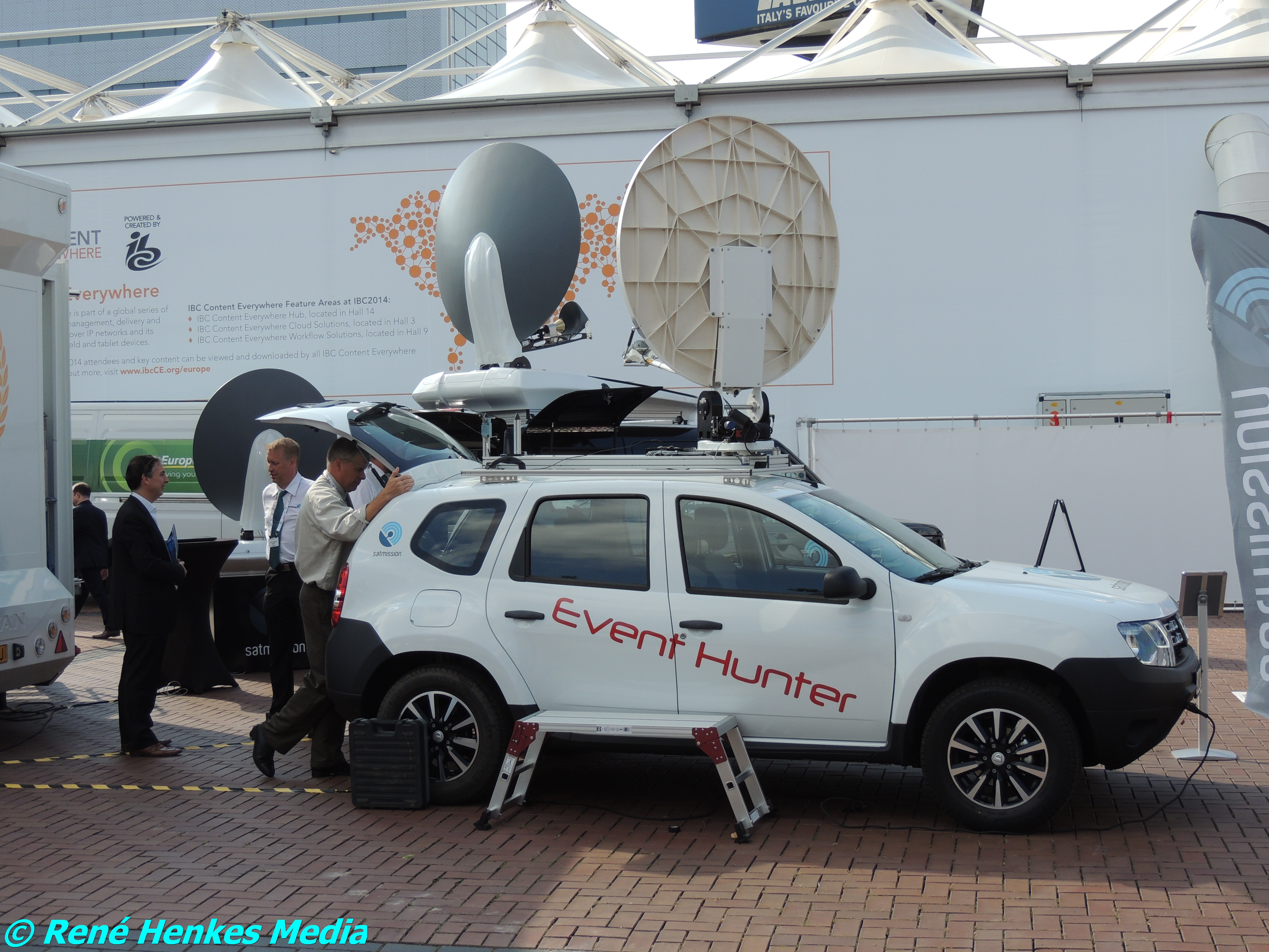International Broadcast Confention 2014