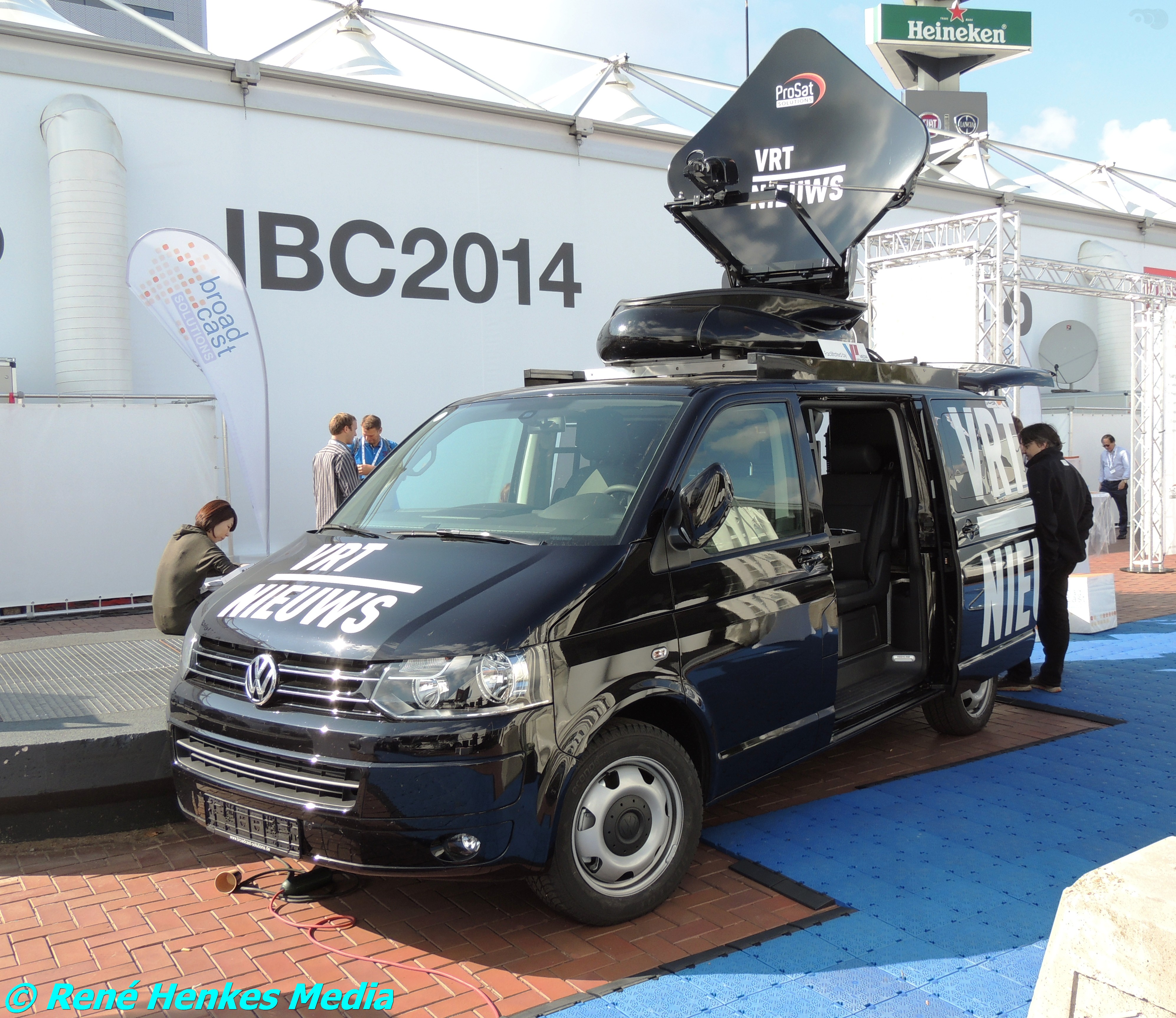 International Broadcast Confention 2014