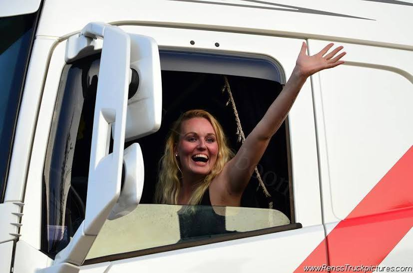 Miss Truckrace Battle 2015