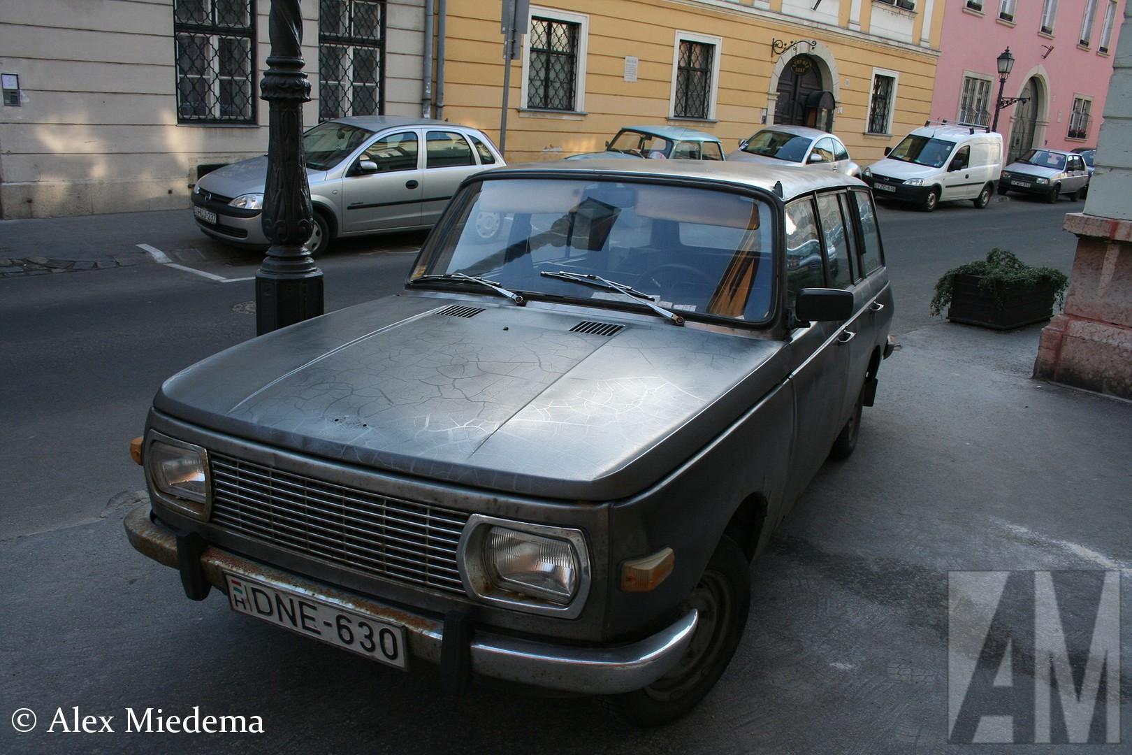 DDR-auto's