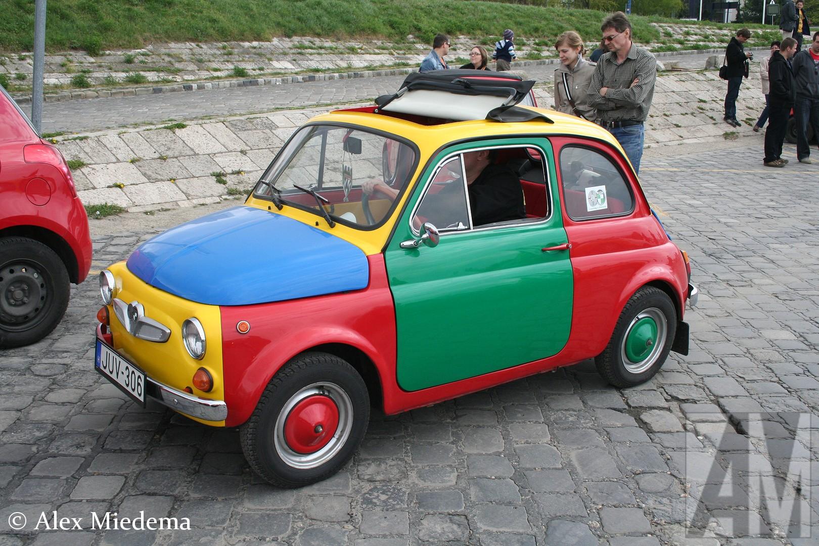 Steyr-Puch Harlekin zelf gebouwd. De twee-cilinder 16 pk sterke boxermotor had een betere reputatie dan de eigen Fiat motoren. Tussen 1957 en 1975 zijn er 60.000 gebouwd. zelf gebouwd. De twee-cilinder 16 pk sterke boxermotor had een betere reputatie dan de eigen Fiat motoren. Tussen 1957 en 1975 zijn er 60.000 gebouwd.  Steyr-Puch Harlekin zelf gebouwd. De twee-cilinder 16 pk sterke boxermotor had een betere reputatie dan de eigen Fiat motoren. Tussen 1957 en 1975 zijn er 60.000 gebouwd. zelf gebouwd. De twee-cilinder 16 pk sterke boxermotor had een betere reputatie dan de eigen Fiat motoren. Tussen 1957 en 1975 zijn er 60.000 gebouwd.  Steyr-Puch Harlekin zelf gebouwd. De twee-cilinder 16 pk sterke boxermotor had een betere reputatie dan de eigen Fiat motoren. Tussen 1957 en 1975 zijn er 60.000 gebouwd. zelf gebouwd. De twee-cilinder 16 pk sterke boxermotor had een betere reputatie dan de eigen Fiat motoren. Tussen 1957 en 1975 zijn er 60.000 gebouwd.  Steyr-Puch Harlekin zelf gebouwd. De twee-cilinder 16 pk sterke boxermotor had een betere reputatie dan de eigen Fiat motoren. Tussen 1957 en 1975 zijn er 60.000 gebouwd. zelf gebouwd. De twee-cilinder 16 pk sterke boxermotor had een betere reputatie dan de eigen Fiat motoren. Tussen 1957 en 1975 zijn er 60.000 gebouwd.  Steyr-Puch Harlekin zelf gebouwd. De twee-cilinder 16 pk sterke boxermotor had een betere reputatie dan de eigen Fiat motoren. Tussen 1957 en 1975 zijn er 60.000 gebouwd. zelf gebouwd. De twee-cilinder 16 pk sterke boxermotor had een betere reputatie dan de eigen Fiat motoren. Tussen 1957 en 1975 zijn er 60.000 gebouwd.