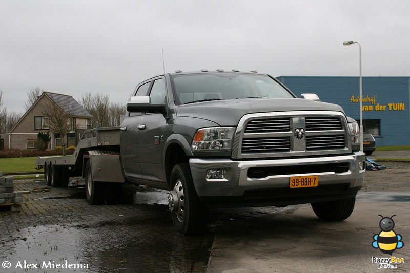 USA Pick-up Trucks • Toon onderwerp - DUALLYS @ WORK