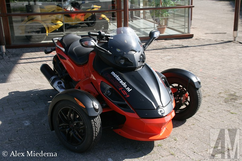 Can-Am Spyder RS-S